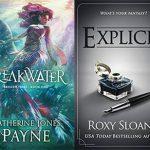A near- future thriller, sci-fi & a steamy romance