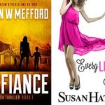 Two thrillers: A female assassin & a hostage standoff