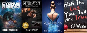 15 thrillers for less than a buck & a free fantasy box set