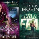 Action, sci fi, romance, dark fantasy & a mystery