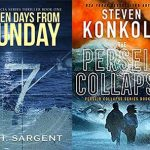 Four fast-paced crime thrillers (and a romantic comedy)