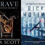 Crime thrillers, romance & cyberpunk