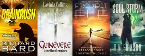 Vampires, sci-fi & the return of Guinevere