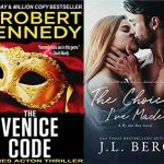 Murder in Seattle, a conspiracy in Venice, romance, fantasy & more