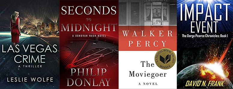 Top thrillers, romance & a classic national treasure | Best