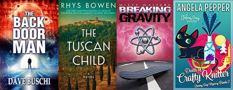 From sci-fi, mystery & suspense to time travel romance