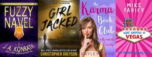 Thrillers from two best-selling authors