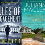 Three thrillers & a Wayback Machine romance